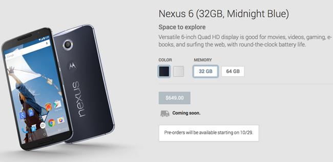 mp-nnn62 (mobilport, google, nexus, android, előrendelés)