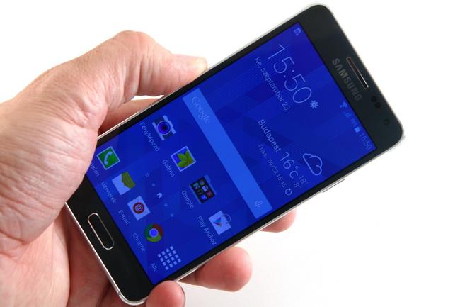 mp-sa11 (mobilport, teszt, samsung, galaxy, android, okostelefon)