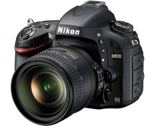 tn-d610 (technet, megapixel, nikon, dslr, full frame, fényképezőgép)