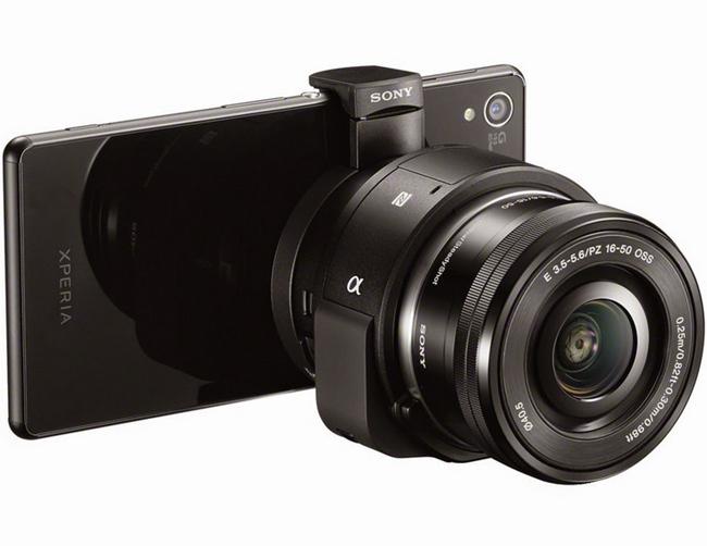 tn-qx1 (technet, megapixel, objektív, kamera, okostelefon, wifi, nfc)