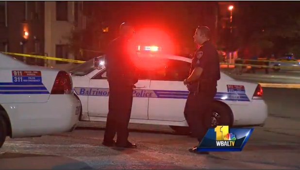 Baltimore-i rendőrök (baltimore, rendőrség, )