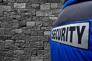 Biztonsági őr (biztonsági őr,)