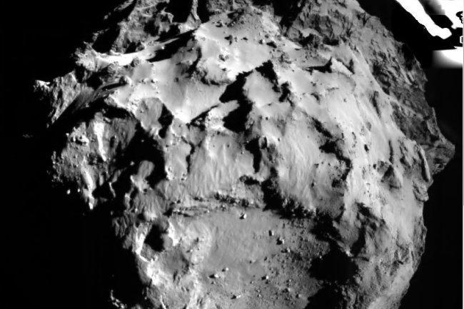 Csurjumov-Geraszimenko üstökös (üstökös, rosetta)