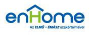 EnHome logó (hirdetés, )