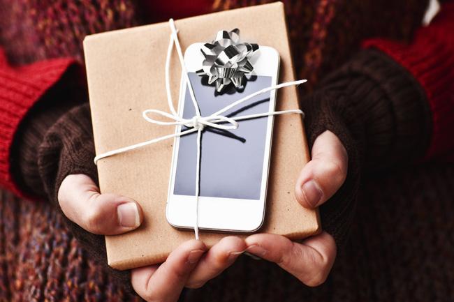 Iphone (Iphone, hitel, személyi hitel, karácsony, karácsonyi ajándék)