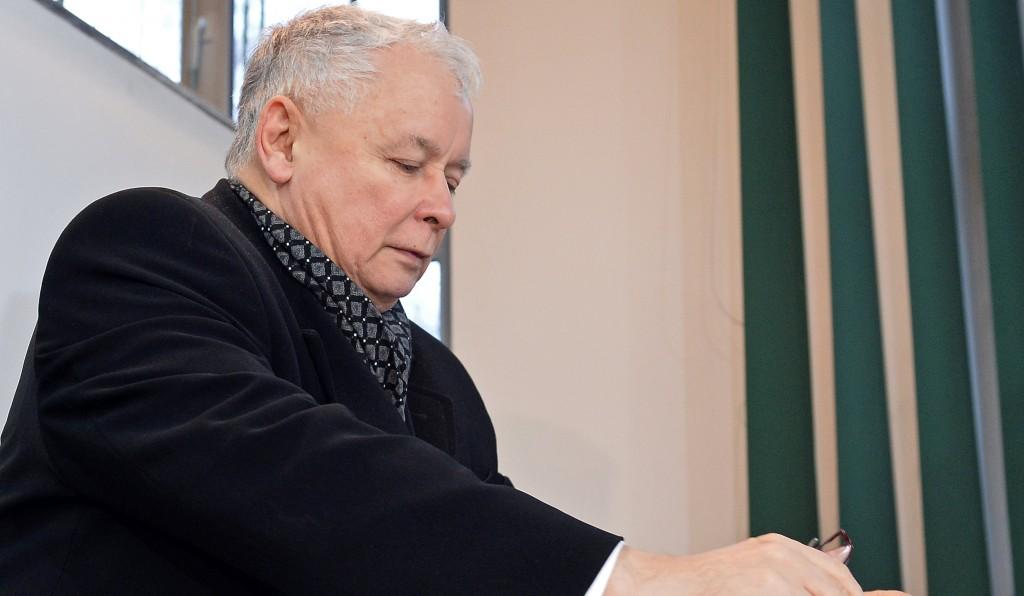 Jaroslaw Kaczynski szavaz (jaroslaw kaczynski)