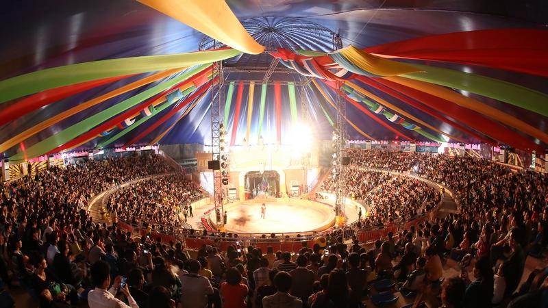 Leheledu cirkusz (kína, cirkusz, )
