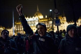 Magánnyugdíj tüntetés (tüntetés)