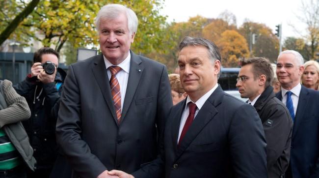 Orbán Viktor, Horst Seehofer (orbán viktor, horst seehofer)