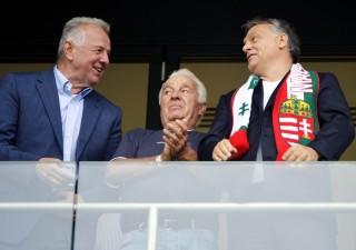 Schmitt Pál és Orbán Viktor (schmitt pál, orbán viktor, orbán győző,)