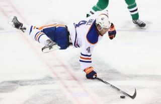 Taylor Hall, Edmonton Oilers (Taylor Hall, Edmonton Oilers)