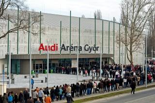 Audi Aréna (audi aréna, )