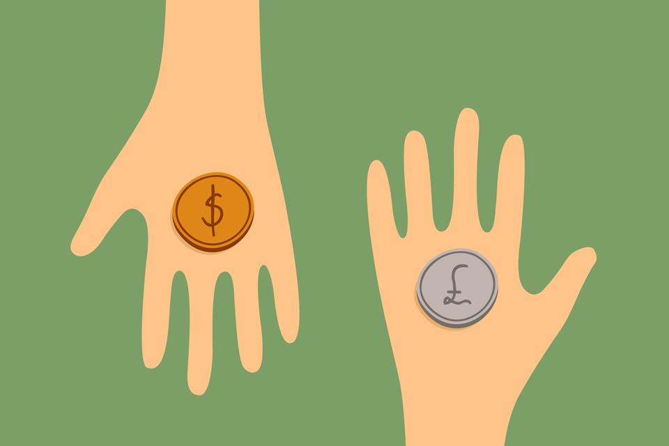 deviza, árfolyam, külföldi pénz (deviza, árfolyam, külföldi pénz)