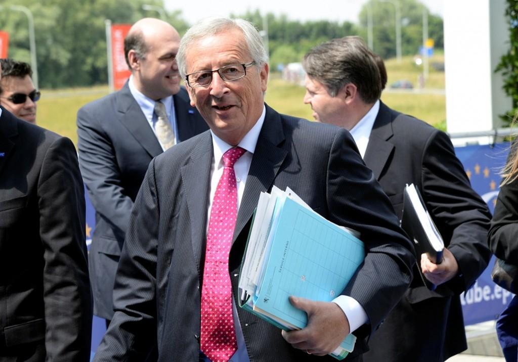 Jean-Claude Juncker (Jean-Claude Juncker)