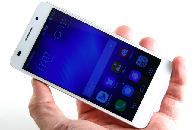 mp-h11 (mobilport, teszt, android, okostelefon, kitkat, huawei, honor, kínai)