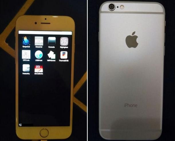 mp-ip6p (mobilport, apple, iphone, okostelefon, ios, prototípus)