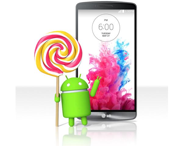 mp-lgl (mobilport, lg, g3, okostelefon, android, lollipop, frissítés, google)