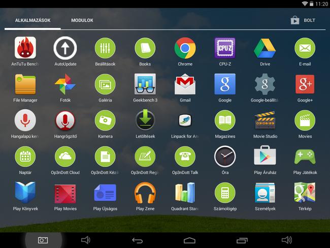 mp-od13 (mobilport, teszt, android, olcsó, tesco, tablet, apple, ipad mini)