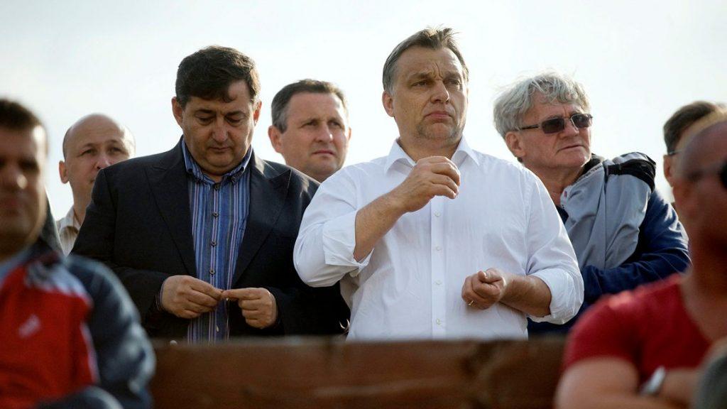 orbán viktor és mészáros lőrinc (orbán viktor, mészáros lőrinc, )