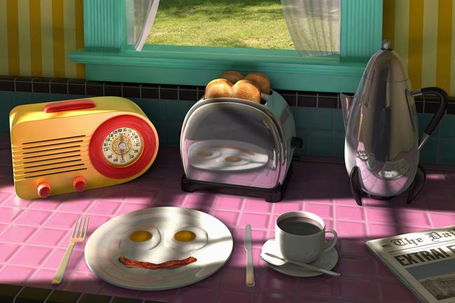 reggeli (reggeli, konyha, otthon, dolgozni otthon)