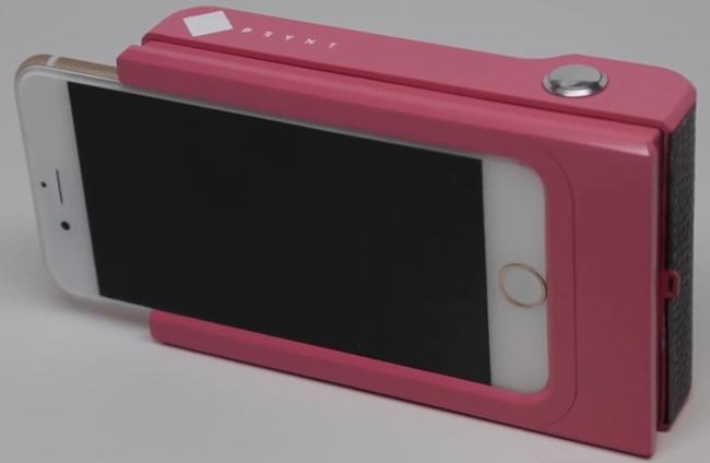 tn-mny02 (technet, polaroid, fotónyomtató, fénykép, okostelefon)