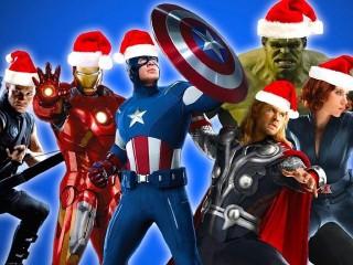 Bosszúállók Karácsony (bosszúállók, karácsony, )