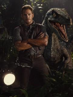 Chris Pratt raptorral (chris pratt, jurassic world, raptor,)