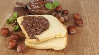 Csokis mogyorókrém (Nutella, csokikrém, mogyorókrém,)