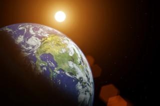 Föld bolygó (Föld bolygó, űr, bolgyó)