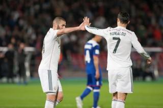 Karim Benzema, Cristiano Ronaldo (karim benzema, cristiano ronaldo, )