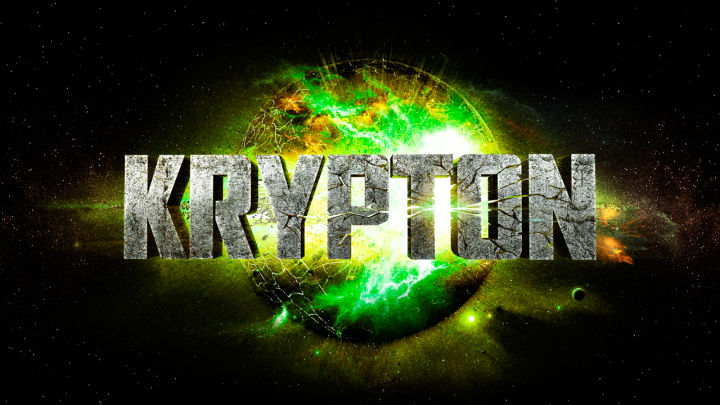 Krypton logo (krypton, superman, sorozat, )