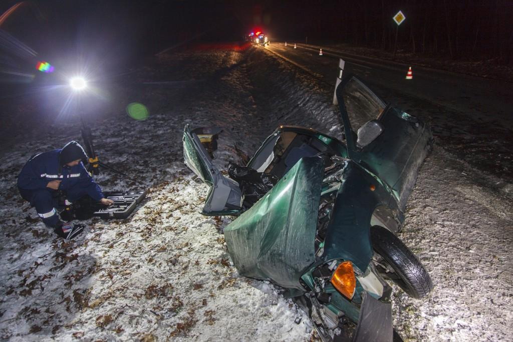 Nagypáli baleset (baleset, roncs, autó, nagypáli, )