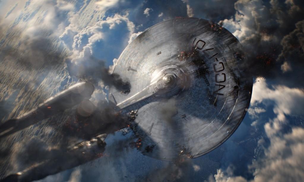 Stark Trek Enterprise (star trek, enterprise,)