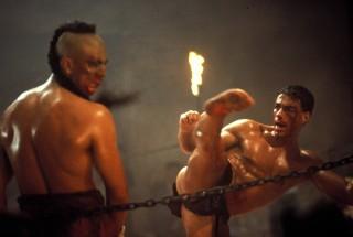 Van Damme Kickboxer (jean claude van damme, kickboxer, )