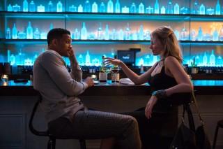 Will Smith Margot Robbie (will smith, margot robbie, focus,)