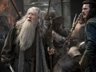 A hobbit: Az öt sereg csatája (a hobbit, az öt sereg csatája, )
