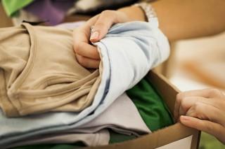 adomány (adomány, ruházat, ruha, rászorulók)
