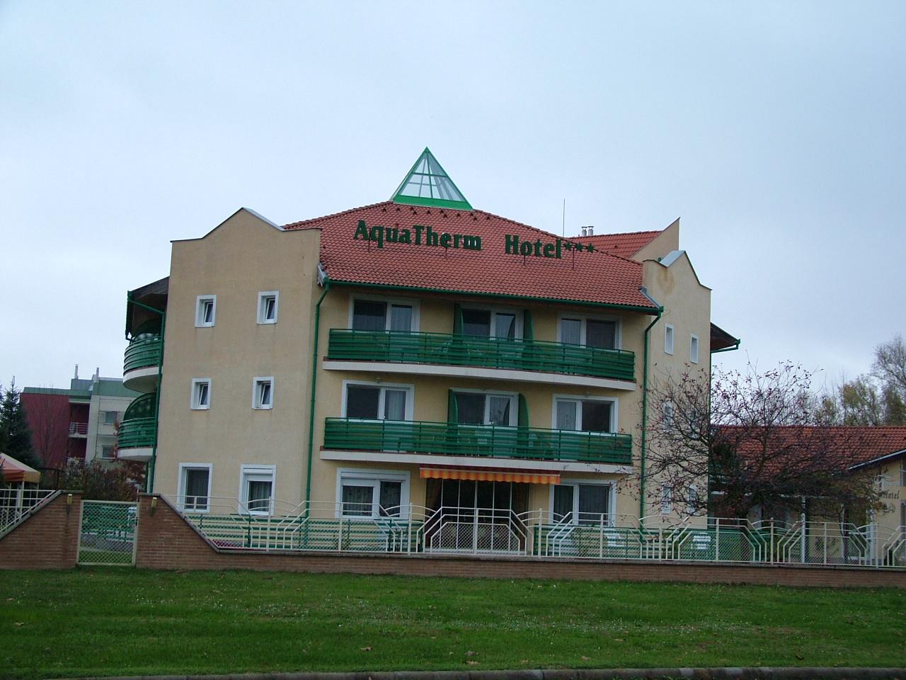 aquatherm hotel (hotel, zalakaros)