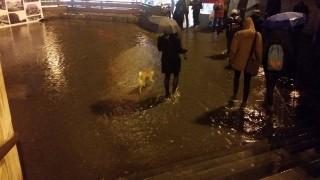 árvíz a nyugatinál (nyugati, árvíz)