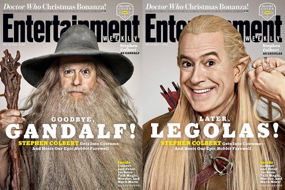 colbert hobbit (stephen colbert, hobbit)