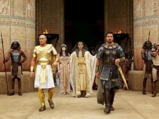 exodus istenek és királyok christian bale joel edgerton (exodus, istenek és királyok,)