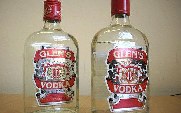 hamis vodka (vodka, hamisítvány, )