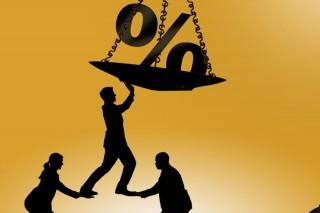 kamat (százalék, )