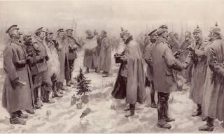 karácsony 1914/1 (karácsony, első világháború, 1914, )