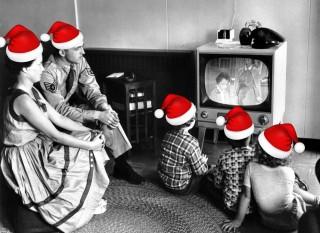 karácsonyi tévénézés (karácsonyi tévénézés)