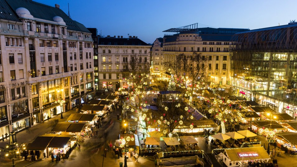 karácsonyi vásár budapest vörösmarty tér (karácsony, karácsonyi vásár, budapest)