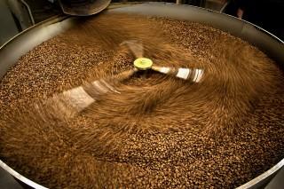 kávé, kávé darálás (kávé, kávé darálás, feldolgozás, őrölt kávé)