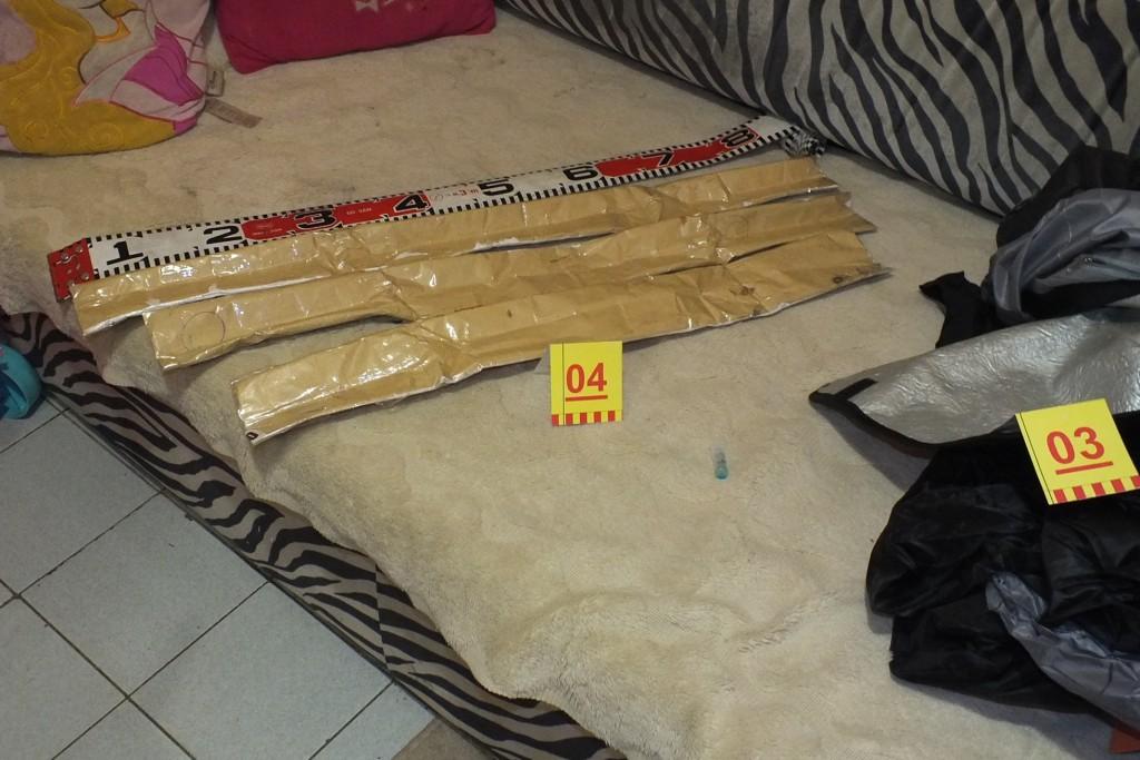 kokain (táskába rejtett kokain)