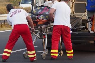 mentők (mentők)