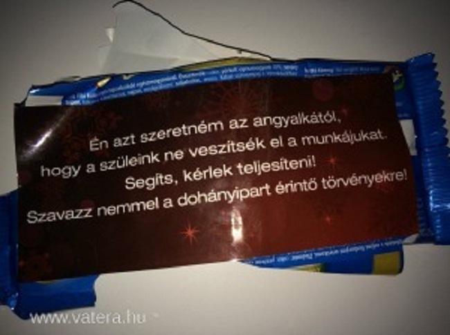 orbán viktor csokipapírja (orbán viktor, csokipapír, )